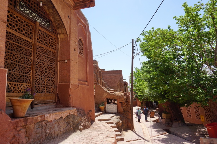 Kashan à Isfahan19