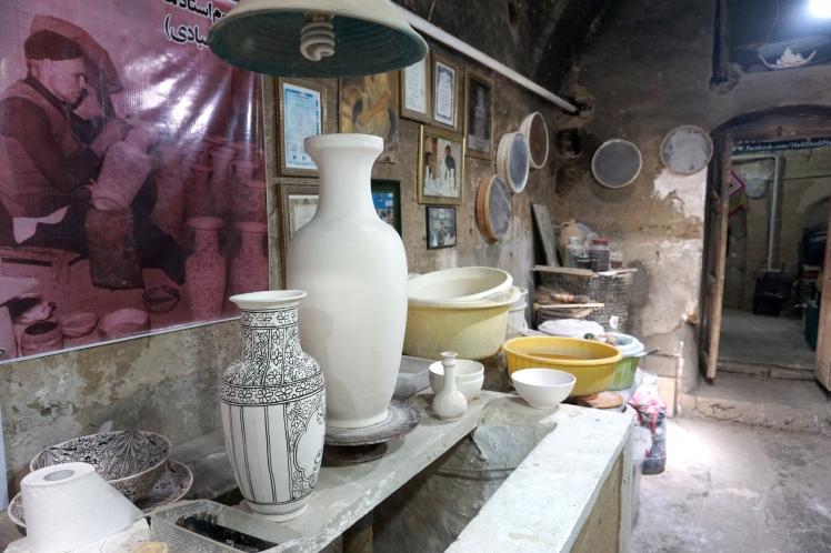 Kashan à Isfahan45