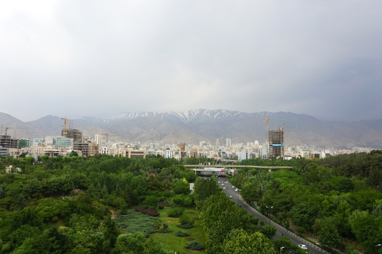 Téhéran53